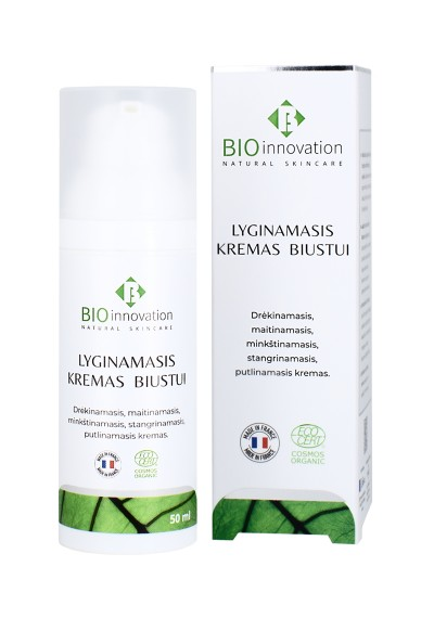 Lyginamasis Kremas Biustui BIO INNOVATION® - 50 ml