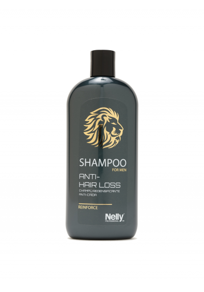 Sampunas NELLY PROFESSIONAL 24K nuo plauku slinkimo, 400ml