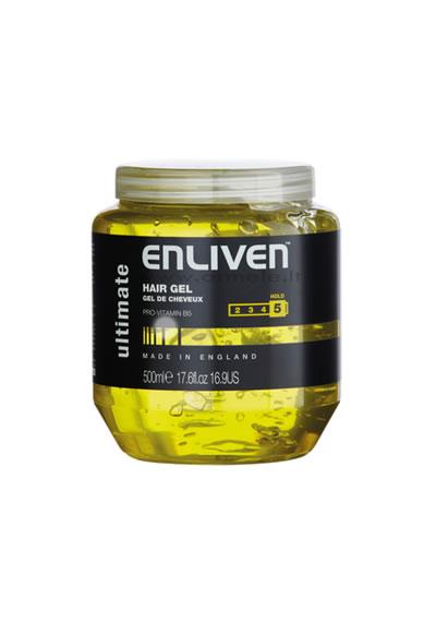 ENLIVEN ultimate plaukų želė su pro-vitaminu B5