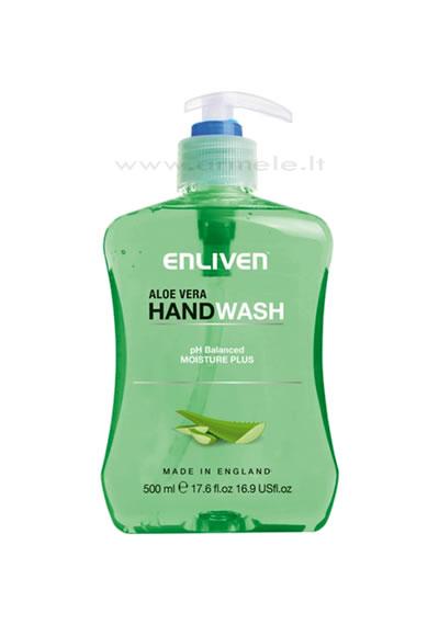 ENLIVEN Aloe Vera antibakterinis rankų prausiklis