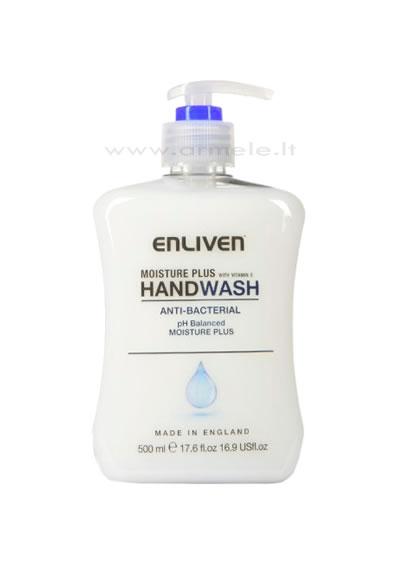 ENLIVEN Moisture Plus antibakterinis rankų prausiklis